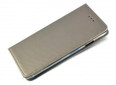 Etui iPhone 5/5S/SE Smart Magnet-Or
