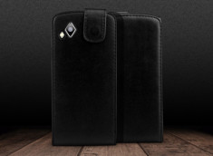 Etui Samsung Wave 2 (s8530) Flip Classic Leather