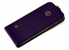 Etui Nokia Lumia 530 Business Class-Violet