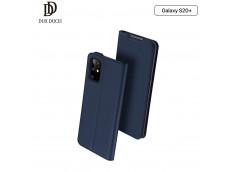 Etui Samsung Galaxy S20 Plus Smart Premium-Bleu Marine