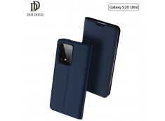 Etui Samsung Galaxy S20 Ultra Smart Premium-Bleu Marine