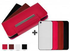 Etui Wallet + Coque Sony Xperia Z5 amovible