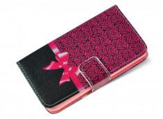 Etui Wiko Bloom Pink Leopard