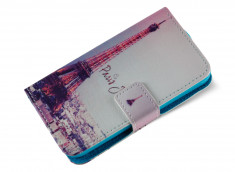 Etui Wiko Bloom Paris
