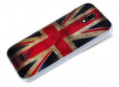 Coque Wiko Bloom British Flag