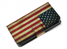 Etui Wiko Bloom  Vintage US