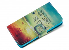 Etui Wiko Rainbow-Sunset