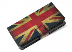 Etui Wiko Ridge Fab 4G Vintage UK
