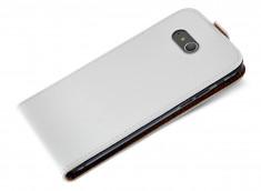 Etui Sony Xperia E4g Business Class-Blanc
