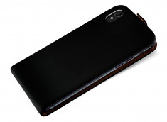 Etui Sony Xperia M4 Aqua Business Class-Noir