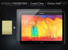 Kit 1 film protecteur Samsung Galaxy Note 10.1 2014