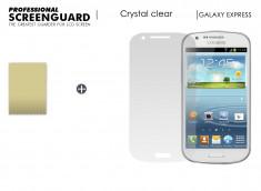 KIT avec 1 film protecteur + 1 chiffon Samsung Galaxy Express (i8730)