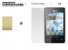 Film Protecteur LG Optimus L3