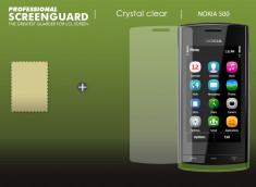 KIT avec 1 film protecteur + 1 chiffon Nokia Lumia 500