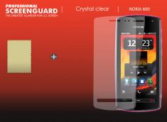 KIT avec 1 film protecteur + 1 chiffon Nokia Lumia 600