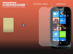 KIT avec 1 film protecteur + 1 chiffon Nokia Lumia 610