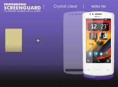 KIT avec 1 film protecteur + 1 chiffon Nokia Lumia 700
