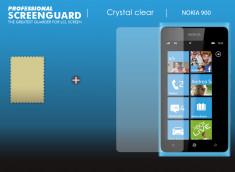 KIT avec 1 film protecteur + 1 chiffon Nokia Lumia 900