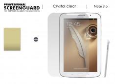 Kit 1 film protecteur Galaxy Note 8.0 (N5100)