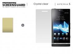 Film Protecteur Sony Xperia S