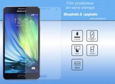 Film protecteur Samsung Galaxy A7 2015 en verre trempé