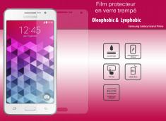 Film protecteur Samsung Galaxy Grand Prime en verre trempé