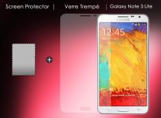 Film protecteur Samsung Galaxy Note 3 Lite en verre trempé