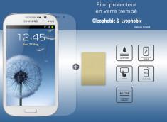 Film protecteur Samsung Galaxy Grand Duos en verre trempé