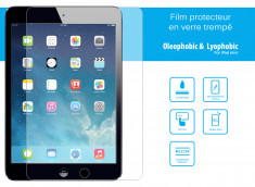 Film Protecteur Ipad Mini en Verre trempé 0.4mm