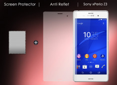 Film protecteur Sony Xpéria Z3 Anti-Reflet