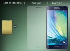 Film Protecteur Samsung Galaxy A7 Anti-Reflet