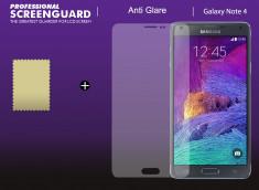 Film protecteur Samsung Galaxy Note 4 Anti-Reflet