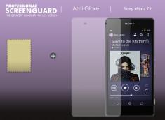 Film Protecteur Sony Xperia Z2 Anti-Reflet