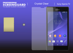 Film protecteur Sony Xperia T3