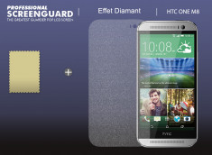 Film Protecteur HTC One M8 Diamant