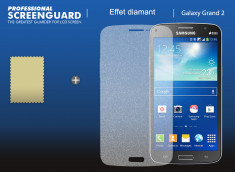 Film Protecteur Samsung Galaxy Grand 2 Diamant