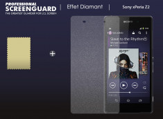 Film Protecteur Sony Xperia Z2 Diamant