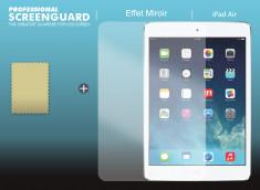 KIT 1 film protecteur + 1 chiffon pour iPad 2