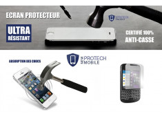 Film Protecteur ANTI-CHOC Blackberry Q10 New Protech Mobile