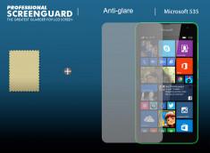 Film protecteur Nokia Lumia 535 Anti-Reflet