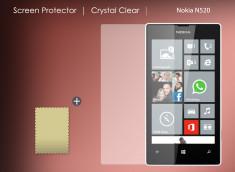 KIT avec 1 film protecteur + 1 chiffon Nokia Lumia 520