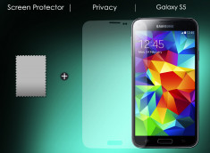Film Protecteur Samsung Galaxy S5 Privacy
