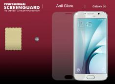 Film Protecteur Samsung Galaxy S6 Anti-Reflet