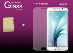 Film protecteur Samsung Galaxy S6 en verre trempé