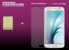Film Protecteur Samsung Galaxy S6 Edge