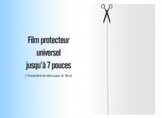 """Film Protecteur Universel 7 """""""