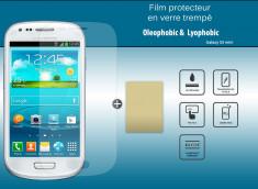 Film protecteur Samsung Galaxy S3 Mini en verre trempé