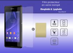 Film Protecteur Sony Xperia E3 en Verre trempé