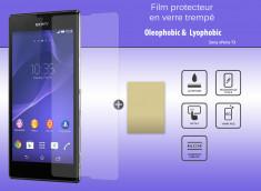 Film Protecteur Sony Xperia T3 en Verre trempé