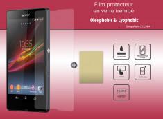 Film Protecteur Sony Xperia Z en Verre trempé